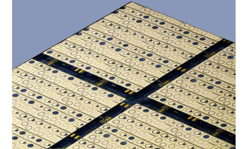 Energy-efficient power electronics – gallium oxide power transistors with record values