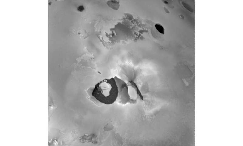 Is huge volcano on Jupiter's moon Io about to erupt this month?