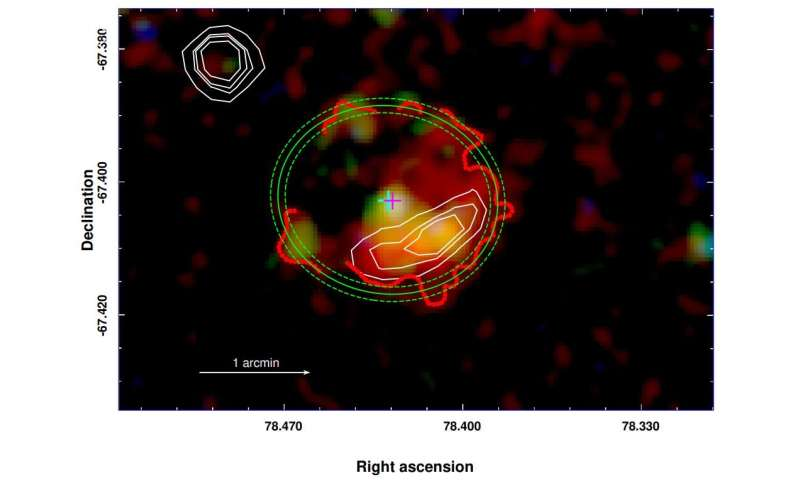 New high-mass X-ray binary detected in the Large Magellanic Cloud