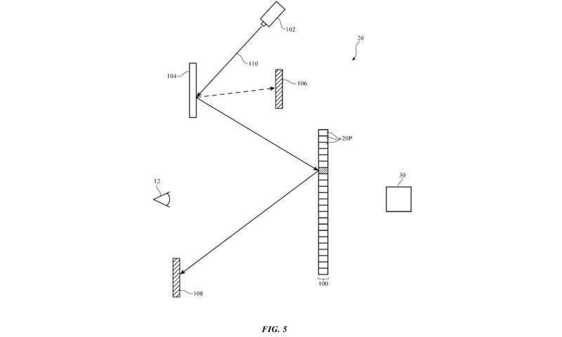 Patent talk: Transition lenses in broad daylight for AR