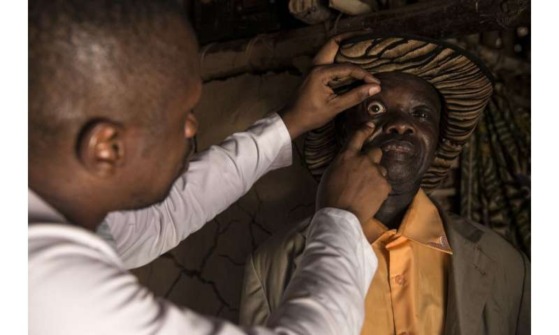 Study shows that African eye worm threatens elimination of river blindness