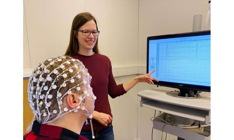 Brain responses as state markers of depression