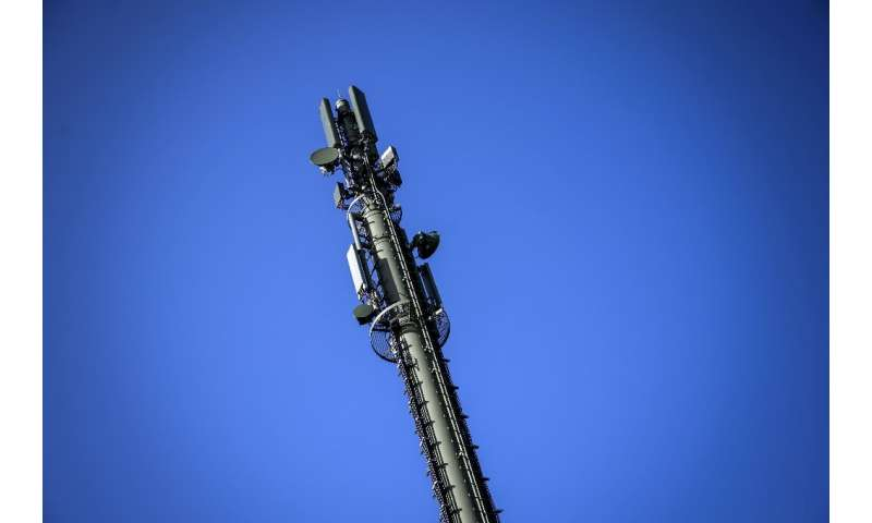 5G mobile networks which provide high-speed mobile internet services, allowing users to download entire movies in seconds