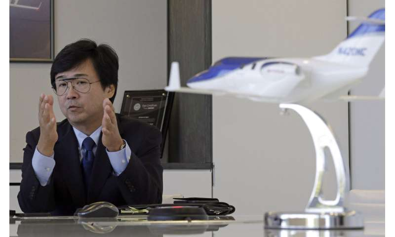 After decades in development, Honda's jets quietly evolving