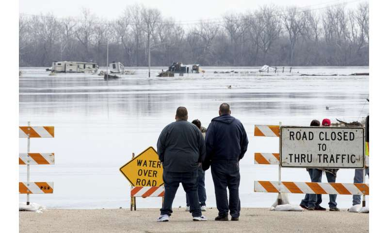 AP: States brace for long-term flood fight as damages