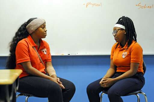 Depression 101: Dallas schoolkids learn about mental health
