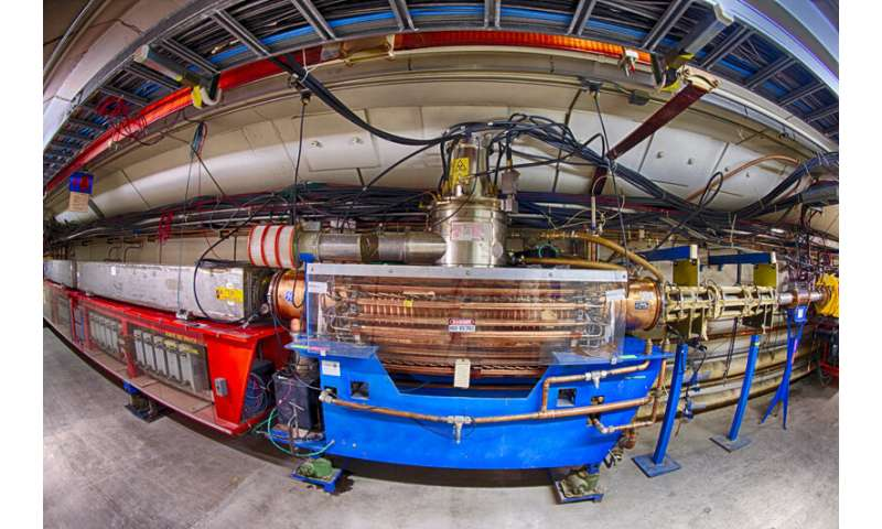 Discovery of a new type of particle beam instability