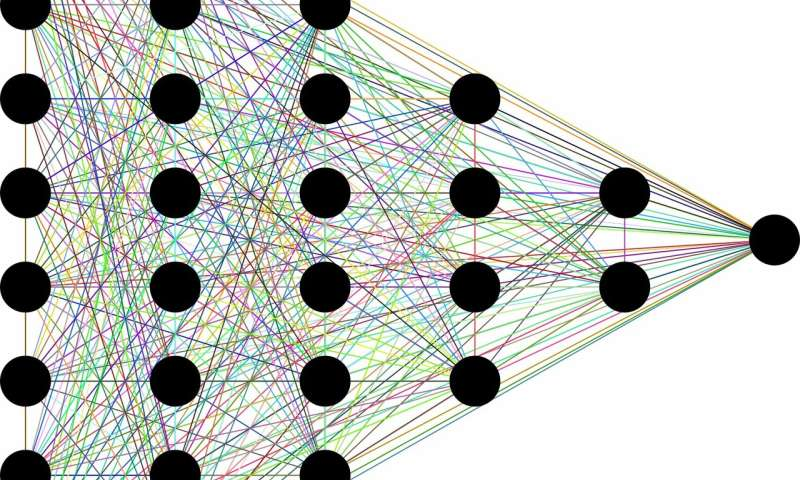 Information theory holds surprises for machine learning