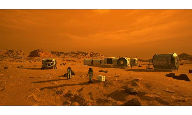 NASA's Mars 2020 will blaze a trail for humans