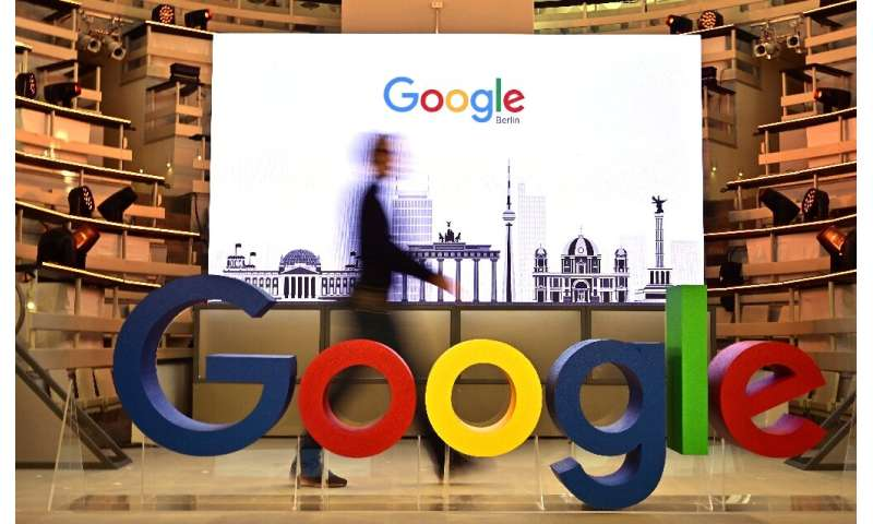 President Donald Trump says statements from a fired Google engineer support his claims that the internet giant is biased, a clai