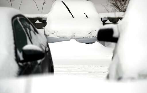 Record-breaking cold coming to Midwest after snowstorm