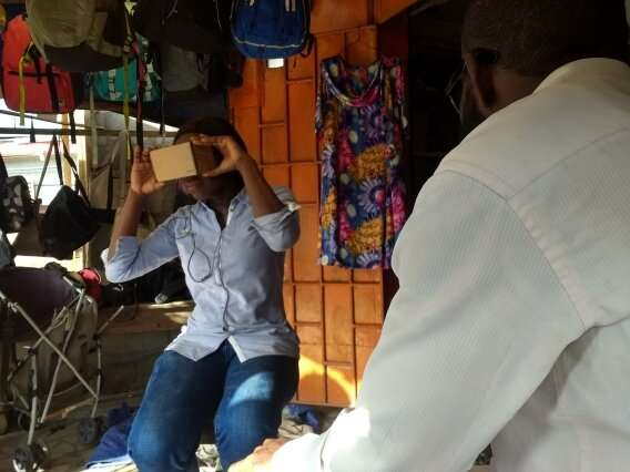 Virtual reality project gauges citizens' faith in law enforcement in the face of gang violence