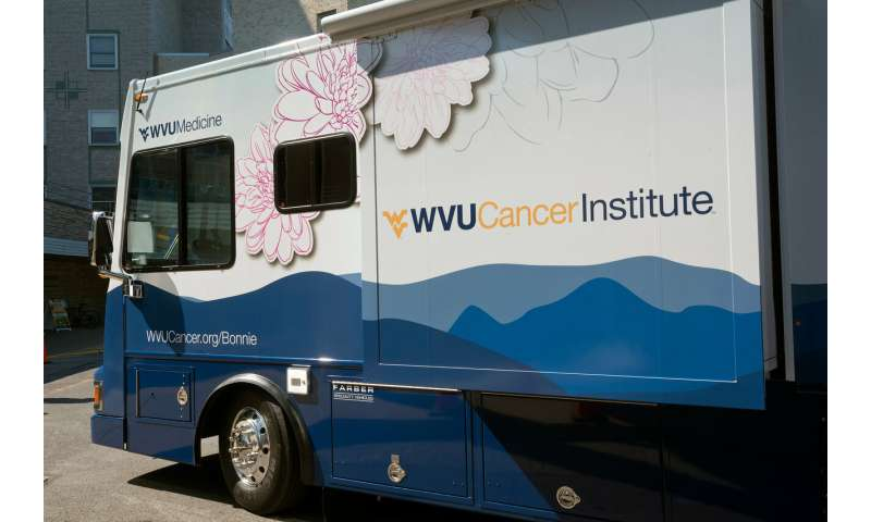 WVU researchers pursue blood test for colorectal cancer