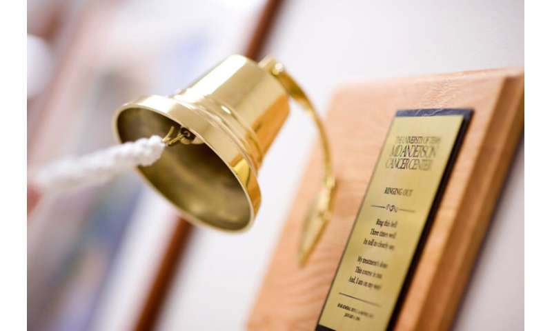Researchers uncover dangers of ringing a bell to celebrate 'victory' over cancer