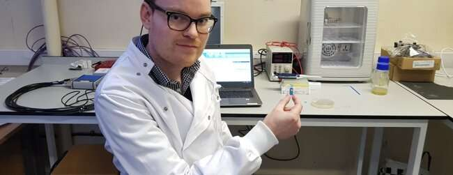 Scientists developing diagnostic test which aims to detect antibiotic resistance in less than 45 minutes