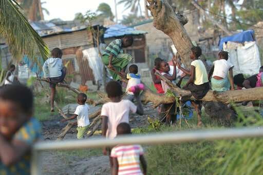 1st cholera cases confirmed in Mozambique's cyclone-hit city