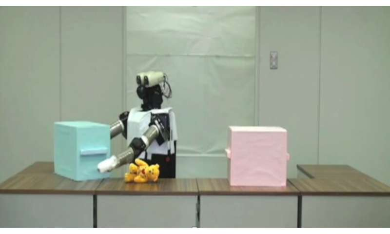 **Researchers explore interactions between preschoolers and robotic partners