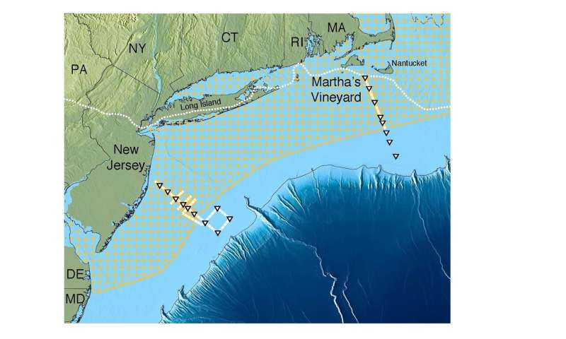 Scientists map huge undersea fresh-water aquifer off US Northeast