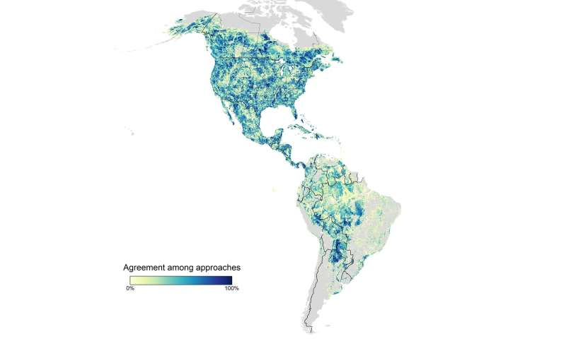 Scientists use eBird data to propose optimal bird conservation plan