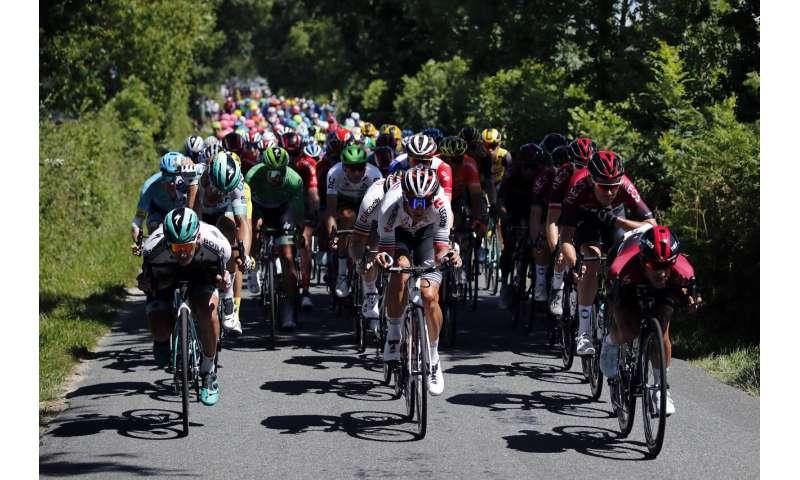 Technology beating romanticism at Tour de France