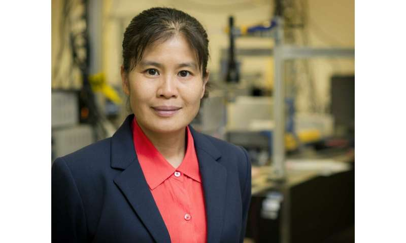 UTA researcher earns grants to control ultrasound waves for detecting structural damage