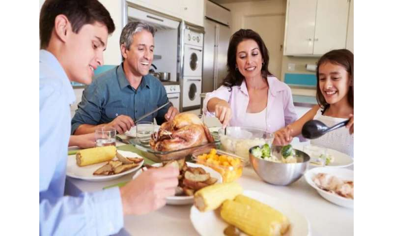Why you should make family meals part of your busy day