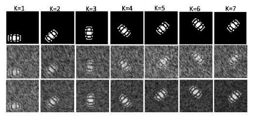 Researchers capture moving object with ghost imaging