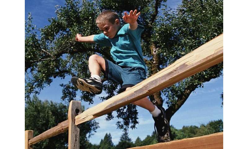 Children with ADHD have differences in part of brain controlling movement