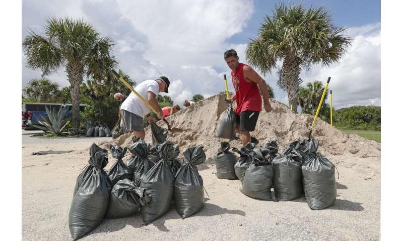 Dorian becomes a Category 4 monster powering toward Florida