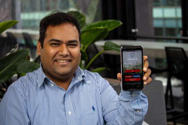 Smartphone app analyses speech patterns to predict depression