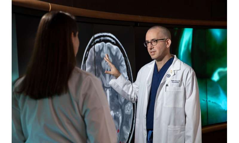 Clinical trial identifies new breast cancer drug as a potential therapy for glioblastoma