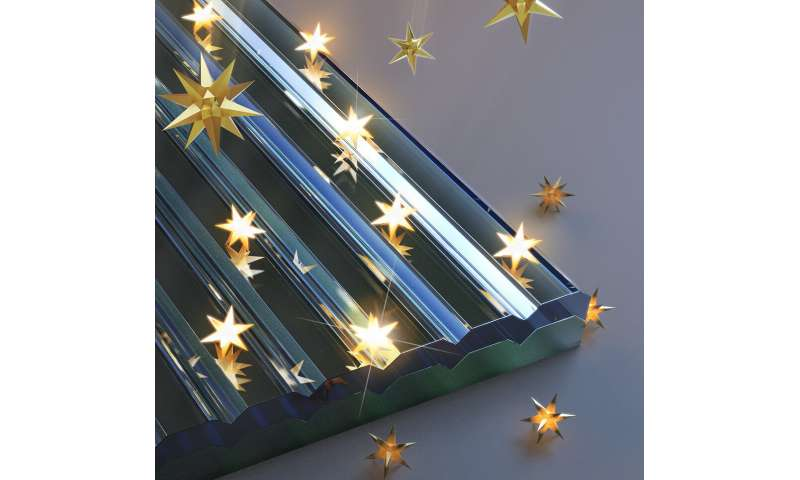 Illinois researchers develop new framework for nanoantenna light absorption