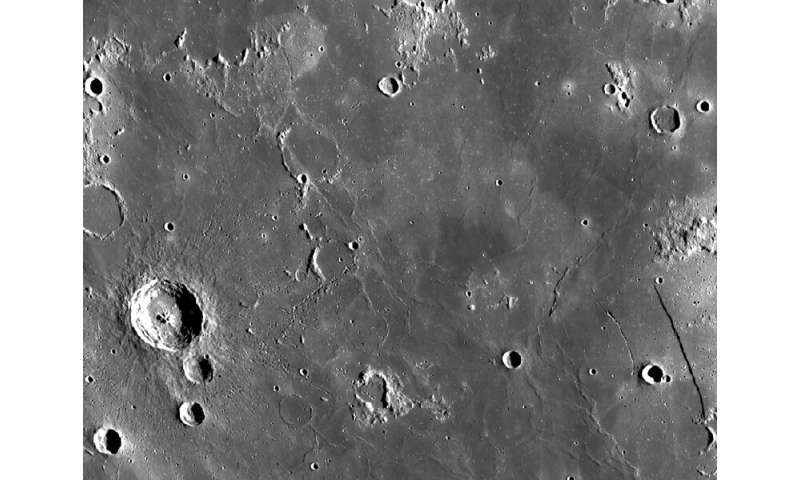Mapping the moon and worlds beyond