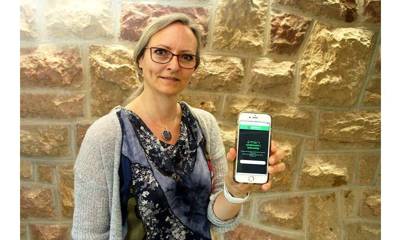Research team developing Indigenous languages app