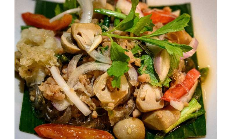A 2018 survey from market research firm Mintel found over half of urban Thai consumers say they plan to reduce their meat intake
