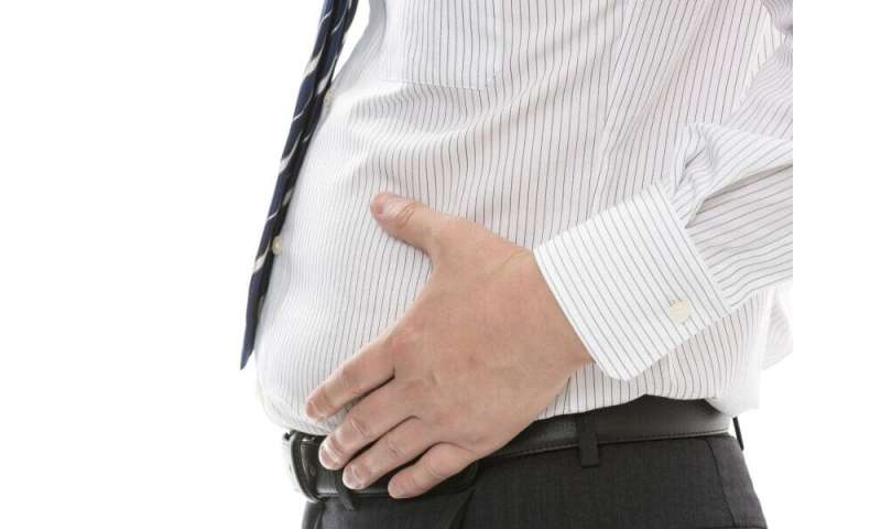 Abdominal obesity may raise risk for psoriasis