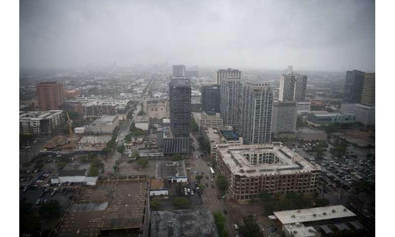 A bird's-eye view of 'innovation district,' Houston's tech hub