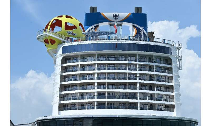 About 30 million people worldwide are expected to go on a cruise this year, up nearly 70 percent from a decade ago, according to