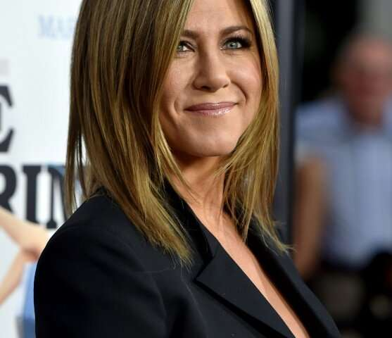 Actress Jennifer Aniston may be joining in the launch of Apple's new streaming television service