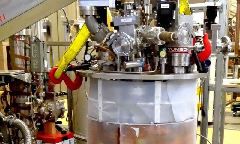 ADMX experiment places world's best constraint on dark matter axions