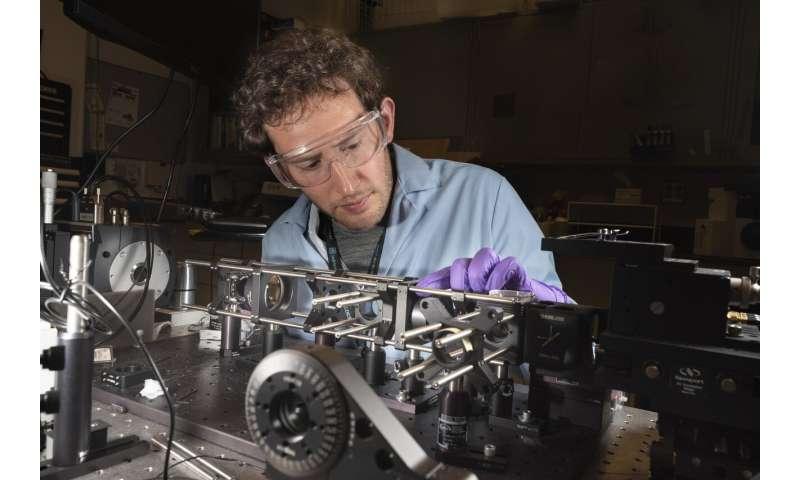 Advanced microscopy reveals unusual DNA structure