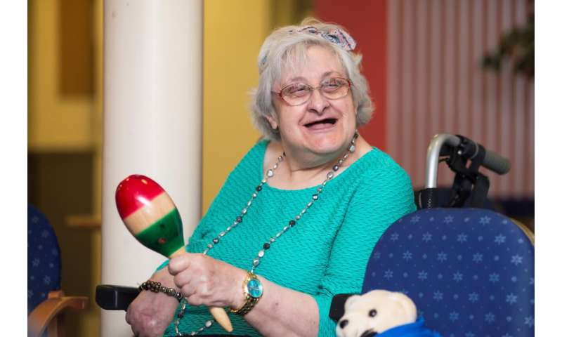 Advancing dementia and its effect on care home relationships