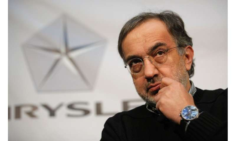A General Motors suit alleges that Sergio Marchionne, the late head of Fiat Chrysler, was a central player in a conspiracy that