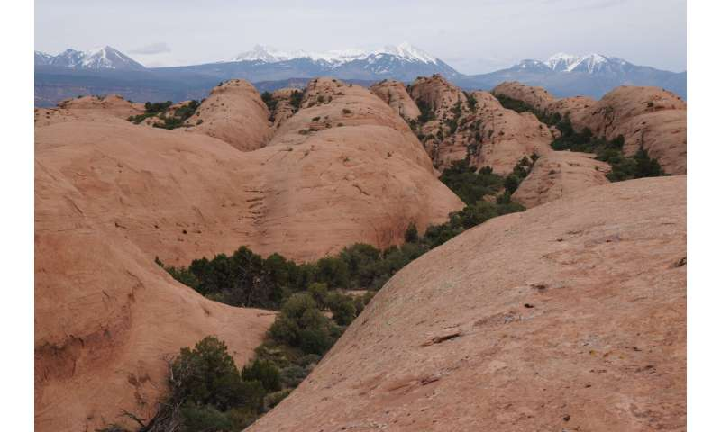 Ages of the Navajo Sandstone