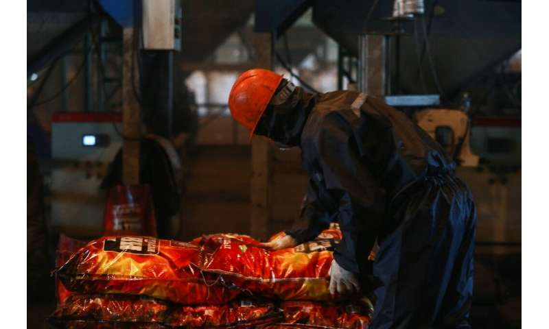 A government-issued fuel—made of coking coal from the southern Gobi region and washed coal powder—has been linked to deaths and