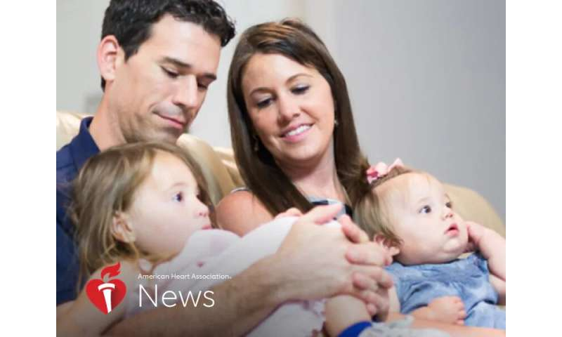 Blood Clots, Uncontrolled Bleeding and a Stroke - All After Giving Birth: AHA News