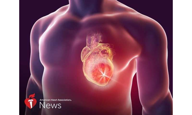 AHA news: cancers of the heart are rare -- and here's why