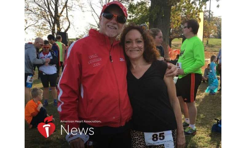 For Better or For Worse, a Couple's Heart Health Can Overlap: AHA News