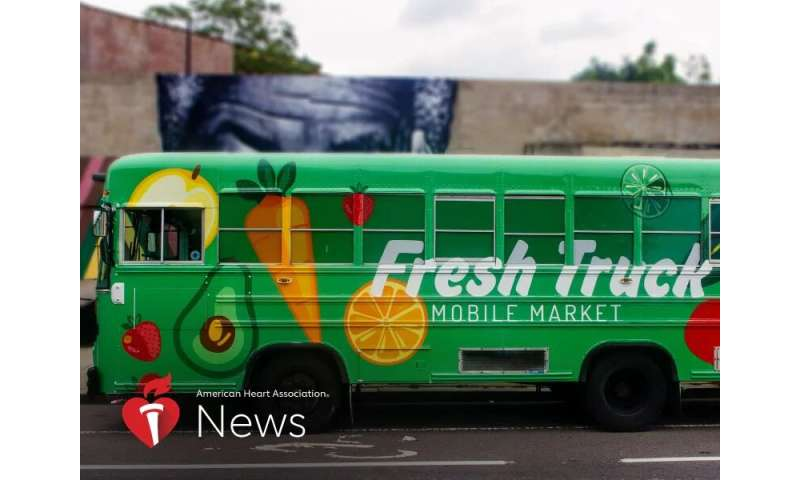 AHA news: fresh truck helps boston's neighborhoods connect to healthy meals