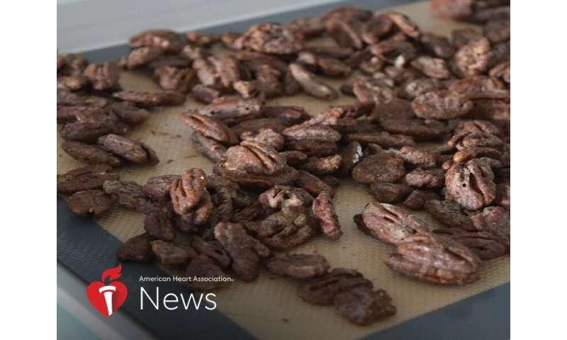 AHA news: own a nutcracker? turn pecans into a festive treat
